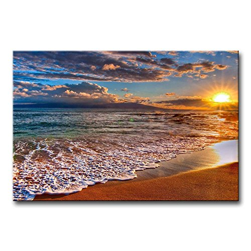 So-Crazy-Art-Wall-Art-Painting-Beach-Sunrise-White-Wave-Prints-On-Canvas-The-Picture-Seascape-Pictures-Oil-For-Home-Modern-Decoration-Print-Decor-For-Items