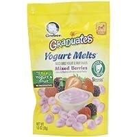 7-Pack Gerber Graduates Yogurt Melts 1 Ounce (Mixed Berry)