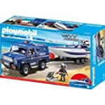 Playmobil 5187 Police action - Truck...