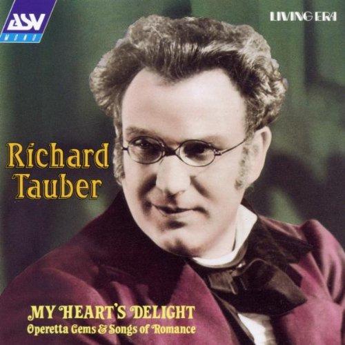 My Heart'S Delight : Operetta Gems & Songs Of Romance front-969043
