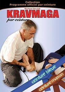 Kravmaga par ceinture : bleue et marron