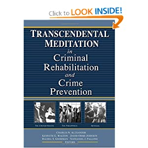 Amazon.com: Transcendental Meditation® in Criminal