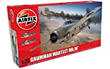 #4: Airfix Grumman Martlet MK IV 1:72 Military Aircraft Plastic Model Kit