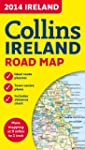 2014 Collins Map Of Ireland (New Edit...