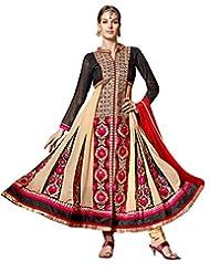 Vibes Designer Pure Georgette Dress Materials V193-1706