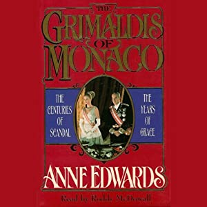 The Grimaldis of Monaco Audiobook