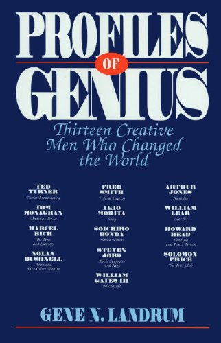 Profiles of Genius