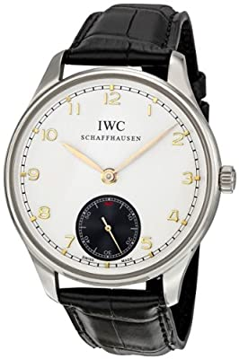 IWC Portuguese Manual Winding Mens Watch IW545405