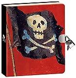 Peaceable Kingdom / Pirates Lock & Key Diary