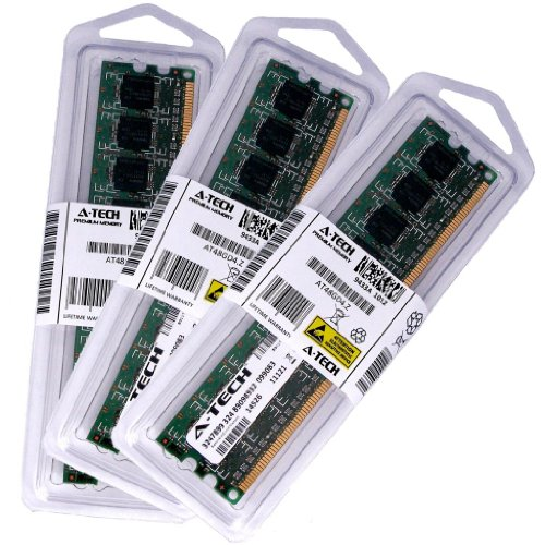 12GB [3x4GB] DDR3-1066 (PC3-8500) ECC RAM Memory Upgrade Kit for the