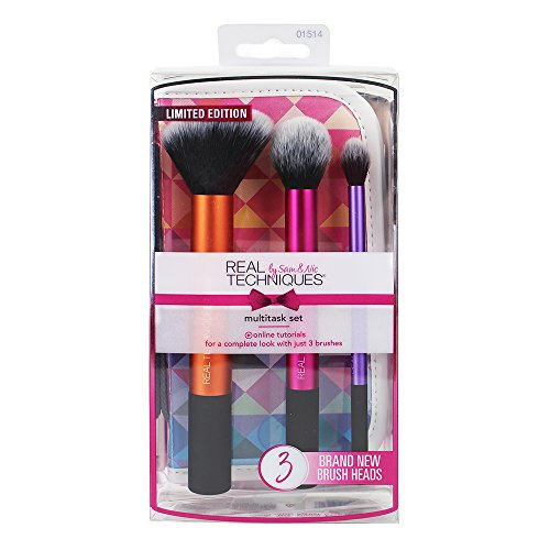 tools real techniques multi tasking kabuki make up brush set was listed for on 15 oct. Black Bedroom Furniture Sets. Home Design Ideas