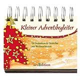 """Kleiner Adventsbegleiter: 24 Gedanken und Gedichte zur Weihnachtzeitvon """"Margret Bernard"""""""