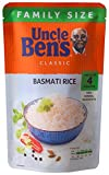 Uncle Ben's Express Basmati Rice 400 g (Pack of 6)