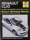 Renault Clio Petrol and Diesel Service and Repair Manual: 2005 to 2009 (Haynes Service and Repair Manuals)