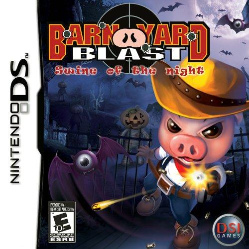 Barnyard Blast - Nintendo DS - 1