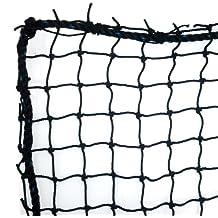 JFN Nylon Golf Practice Barrier Net 10 X 10 Black