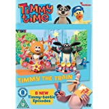 Timmy Time - Timmy the Train [DVD]by Jackie Cockle