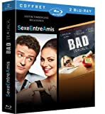 Coffret Justin Timberlake - Sexe entre amis + Bad Teacher [Blu-ray]