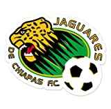 Jaguares De Chiapas FC - Mexico Football Soccer Futbol - Car Sticker - 5