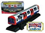 Action City London Tube Train