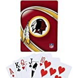 NFL Washington Redskins Vortex Playing Cards