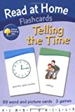 Read at Home: First Skills: Telling the Time Flashcards (Read at Home First Skills)