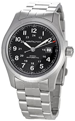 Hamilton Men's H70515137 Khaki Field Automatic Watch from Hamilton