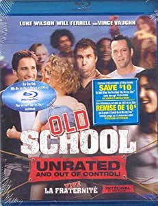 Old School: Unrated [Blu-ray] (Bilingual)