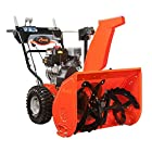 Deluxe 30 in. Two-Stage Electric Start Gas Snow Blower with Auto-Turn Steering