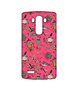 Payal Singhal Chidiya Pink - Sublime Case for LG G4