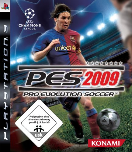 PES 2009 - Pro Evolution Soccer, PlayStation 3
