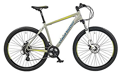 Claud Butler Alpina 2.5 Grey Performance MTB Bike