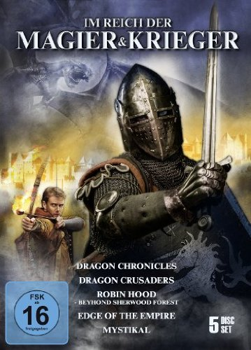 Im Reich der Magier & Krieger (Dragon Chronicles / Dragon Crusaders / Beyond Sherwood Forest / Edge Of The Empire / Mystikal) [5 DVDs] [Collector's Edition]