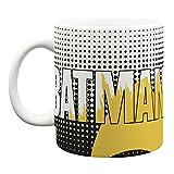 Zak! Designs Jumbo Ceramic Mug with Batman Graphics, 24 oz. Capacity