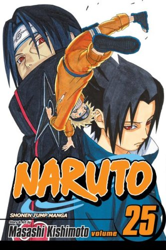 NARUTO -ナルト- コミック25巻 (英語版)