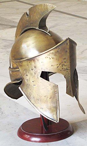 shiv-shakti-empresas-300-romanas-casco-espartano-coleccionables-medieval-del-casco-de-la-armadura-de