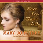 Never Less Than a Lady | [Mary Jo Putney]