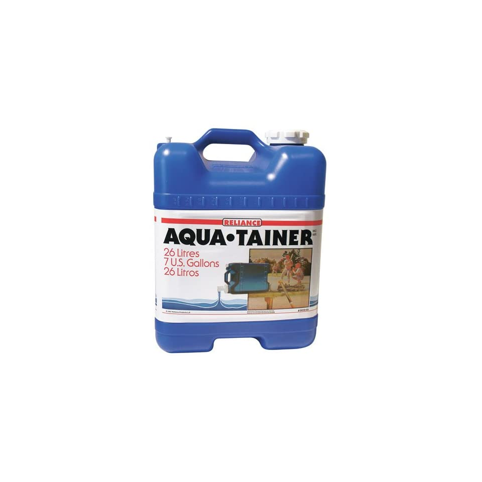 Reliance Products Aqua-Pak 2.5 Gallon Rigid Water Container