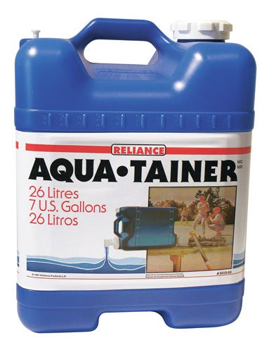 Reliance Products Aqua-Tainer 7 Gallon Rigid