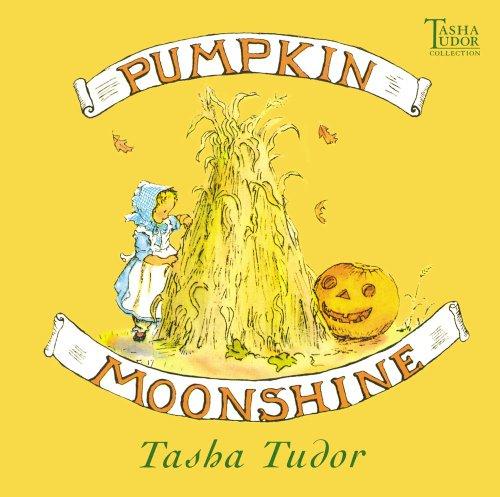 Pumpkin Moonshine Tasha Tudor
