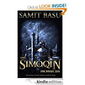 The Simoqin Prophecies (The Gameworld Trilogy)