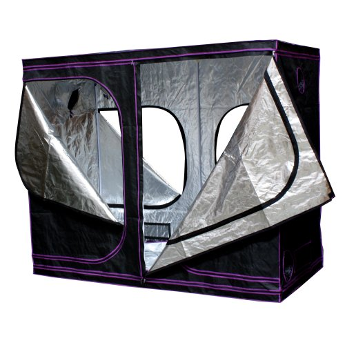 Apollo-Horticulture-96x48x80-Mylar-Hydroponic-Grow-Tent-for-  sc 1 st  Grow Tent Store & Apollo Horticulture 96u201dx48u201dx80u201d Mylar Hydroponic Grow Tent for ...