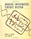 Analog Integrated Circuit Design (0471144487) by David A. Johns