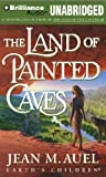 Jean M. Auel The Land of Painted Caves (Earth's Children (Unnumbered Audio))