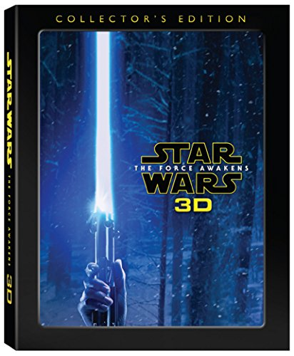 Star Wars: The Force Awakens-3D [Blu-ray]