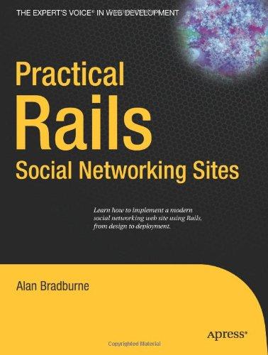 Practical Rails Social Networking Sites (Expert's Voice)