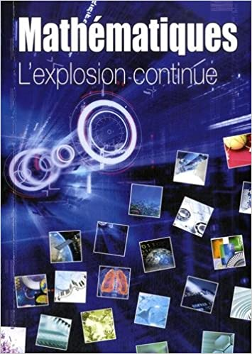Mathématiques : L'explosion continue