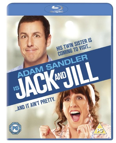 Jack and Jill [Blu-ray] [UK Import]