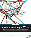 img - for Communicating at Work: Principles and Practices for Business and the Professions book / textbook / text book