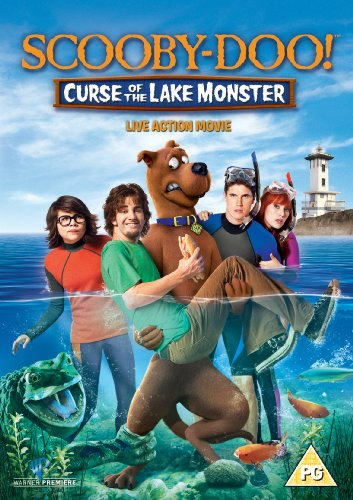 Scooby Doo: Curse of the Lake Monster [DVD]